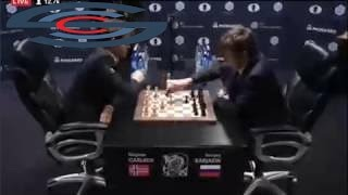 Download Tie Break # 04 | Sergey Karjakin vs Magnus Carlsen | World Chess Championship 201 Video