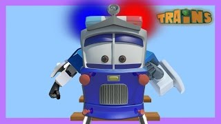 Download George Rescue tool   #05.Lightning Rod   Robotrain George Video