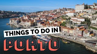 Download 10 Things to do in Porto, Portugal Travel Guide Video