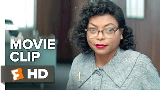 Download Hidden Figures Movie CLIP - Give or Take (2016) - Taraji P. Henson Movie Video