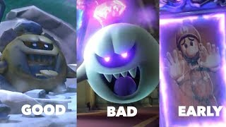 Download Luigi's Mansion 3 All Three Endings (Good,Bad,Early) Video