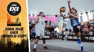 Download Philippines are too much for Turkmenistan! - Full Game - FIBA 3x3 U23 World Cup 2018 Video
