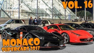 Download SUPERCARS IN MONACO 2017 - VOL. 16 (Dendrobium, Reventon, 918 Spyder, N-Largo, etc ... ) HQ Video