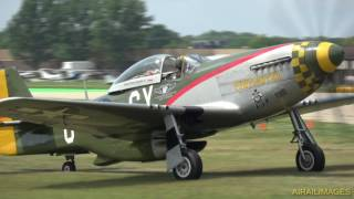 Download Oshkosh 2016: Busy Sunday Arrivals Video
