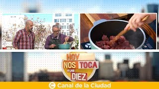 Download ¡Cocinamos Guiso de lentejas! (parte 1) Claudio Guarnaccia en Hoy Nos Toca a las Diez Video
