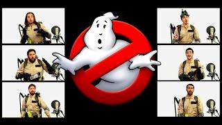 Download GHOSTBUSTERS THEME SONG ACAPELLA! (ft. Chad Neidt) Video
