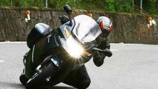 Download BMW K1200GT around view & acceleration onboard & corner winding video movie . k1300gt Video