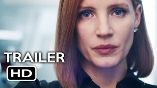 Download Miss Sloane Official Trailer #1 (2016) Jessica Chastain Drama Movie HD Video