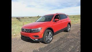 Download 2018 Volkswagen Tiguan SEL Premium – Redline: Review Video