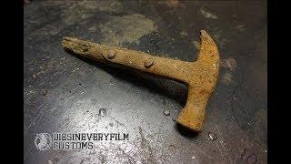 Download Antique Hammer Restoration Video