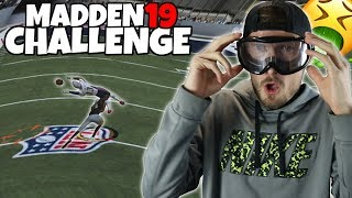 Download THE HARDEST DRUNK GOGGLES DRAFT CHALLENGE!! Madden 19 Challenge Video