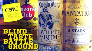 Download Blind Taste Battleground: Havana Club, Captain Morgan, Plantation / Episode 002 Video
