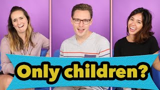 Download Can You Guess Who Is An Only Child? Video