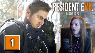 Download LUCAS YOU'RE SICK! Resident Evil 7 Not A Hero DLC Gameplay Walkthrough Part 1 Video