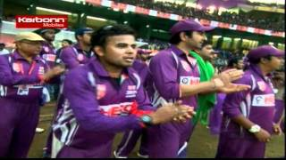 Download CCL 2 Bengal Tigers Vs Chennai Rhinos Inngs2 Over 19 Video