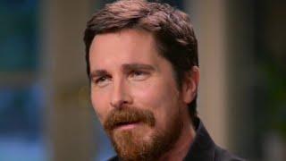 Download Christian Bale Talks 'Knight of Cups' & 'Batman v. Superman' Video