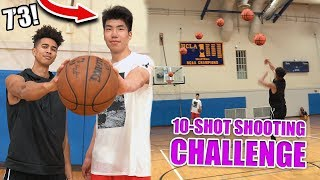 Download *NEW* Basketball Challenge vs #1 Ranked *7 FOOT 3* 15 Year Old Kid! Video