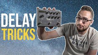 Download 5 Delay Tricks You Should Know! || Strymon Timeline Video