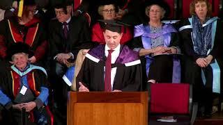 Download David Wood, LLB BCom speaks to UWA graduates Video