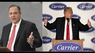 Download CEO Caught Admitting Trump Carrier Deal Will Actually KILL JOBS Video
