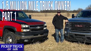 Download 1 Million Mile Chevy Silverado And 500k+ GMC Sierra, One Owner Part 1 Video