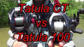 Download Daiwa Tatula CT vs Tatula 100 Video