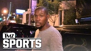 Download Kevin Durant - HITS BACK AT FASHION HATERS ... Over Green ESPY Jacket | TMZ Sports Video