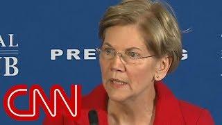 Download Sen. Elizabeth Warren pitches anti-corruption plan Video