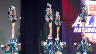 Download Cheer Extreme C4 Bomb Squad National Champions 2016 Video