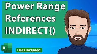 Download INDIRECT Function in Excel - Powerful Range References Video