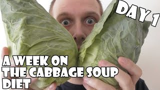 Download A Week On The Cabbage Soup Diet DAY 1 Video