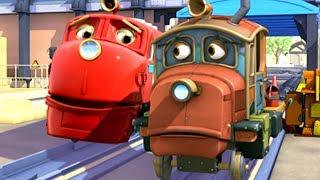 Download Stacyjkowo | Hugo i Jego Tajemnica | Bajki Dla Dzieci | Animacja Dla Dzieci Video