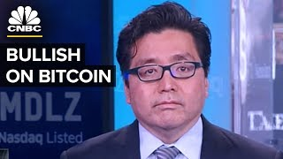 Download Even More Bullish On Bitcoin After Consensus 2018: Fundstrat's Tom Lee | CNBC Video