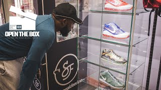 Download What It's Like to Own and Manage a Sneaker Store as Partners I Open the Box Video