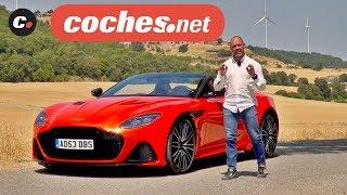 Download Aston Martin DBS Superleggera Volante V12 2019 | Prueba / Test / Review en español | coches Video
