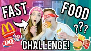 Download The Fast Food Challenge!! Video