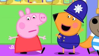 Download Peppa Pig Official Channel | Freddy Fox Wants to Be a Policeman, What About Peppa Pig? Video