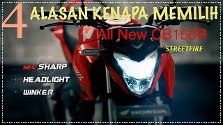 Download Alasan Memilih All New Cb150r streetfire ( ini hanya curhat an bukan review ) Video