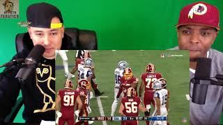 Download Redskins vs Cowboys | Reaction | NFL Week 13 Game Highlights Video