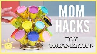 Download MOM HACKS ℠ | Toy Organization (Ep. 9) Video