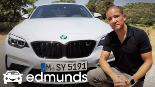 Download Is the 2019 BMW M2 Competition the Best New Small Performance Coupe? | First Drive | Edmunds Video