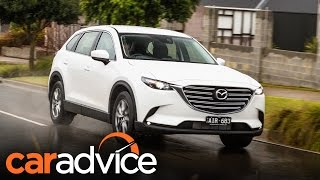 Download 2016 Mazda CX-9 Touring AWD Review   CarAdvice Video