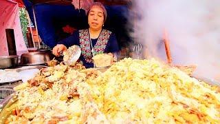Download Muslim Street Food in CHINA | Shanghai's HALAL Street Food HEAVEN - BEST Islamic Chinese Street Food Video