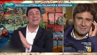 Download Tagadà - Referendum, infuria la battaglia delle ultime settimane (Puntata 16/11/2016) Video