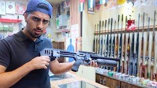 Download GUN SHOPPING in Dubai !!! Video