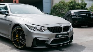 Download BMW M4 Titanium iPE Exhaust Video