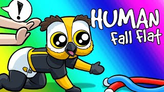 Download Human Fall Flat Funny Moments - Toddler Supervision and Coal Delivery! Video