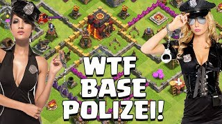 Download WTF BASE POLIZEI! ☆ Clash of Clans ☆ CoC Video