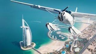 Download Dubai Seaplane Flight Video