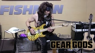 Download Satchel of STEEL PANTHER Performance Highlights -NAMM 2016   GEAR GODS Video